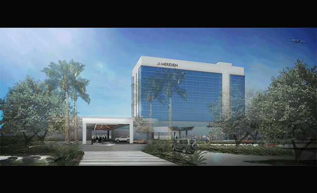 Starwood Announces Le Meridien Hotel Near Fort Lauderdale Airport