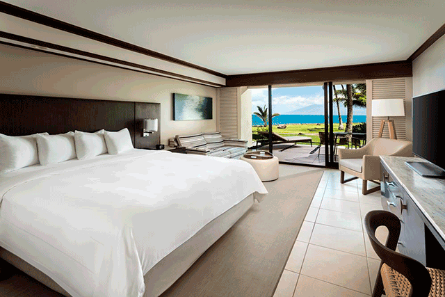 outdoor lanai flooring looney associates completes wailea beach resort marriott maui