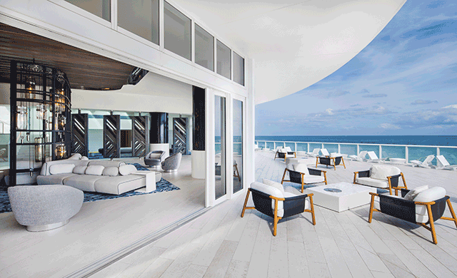 W Fort Lauderdale Unveils First Phase Of $55 Million Redesign