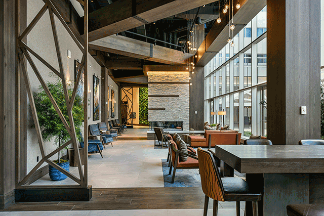 New Westin Buffalo Boasts Biophilic Design Hospitality