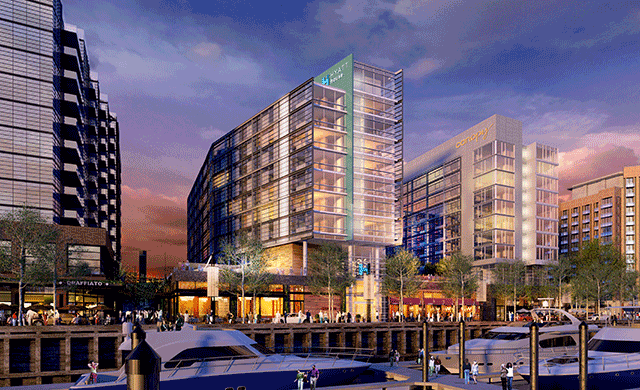 Whiskey Charlie To Join Washington Dc Waterfront