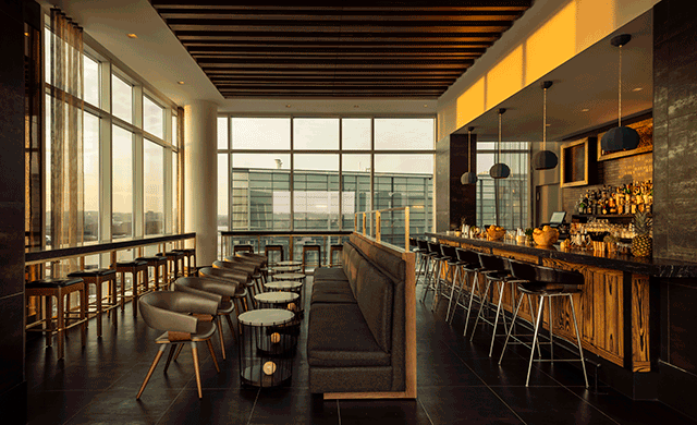 Whiskey charlie debuts at the canopy wharf dc