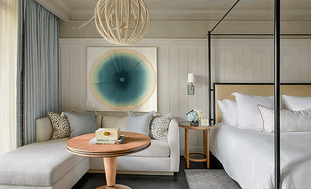 Wimberly Interiors Crafts the Rosewood Baha Mar Resort Hospitality