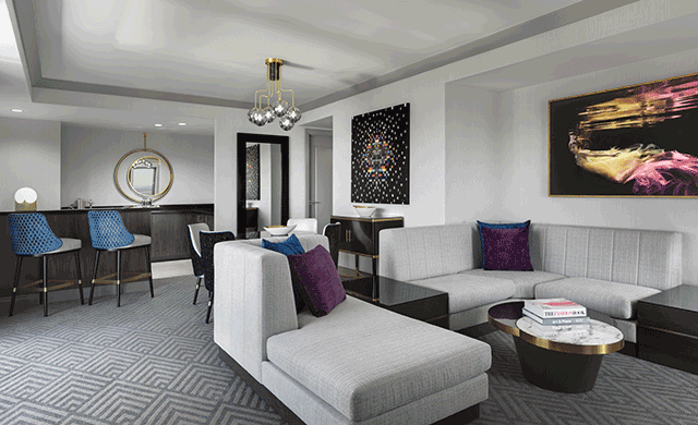 Guestroom Refresh Revealed For Cosmopolitan Of Las Vegas