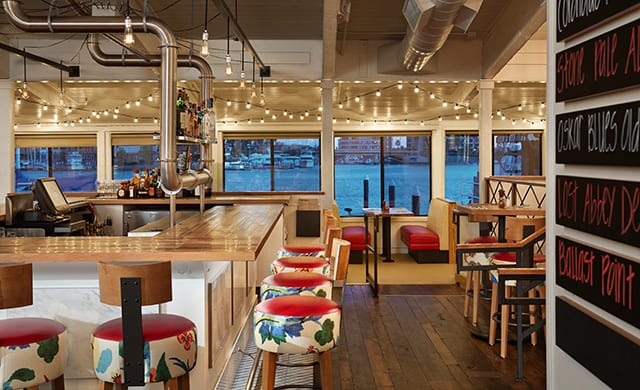 Pizza Nova Newport Beach Hospitality Design