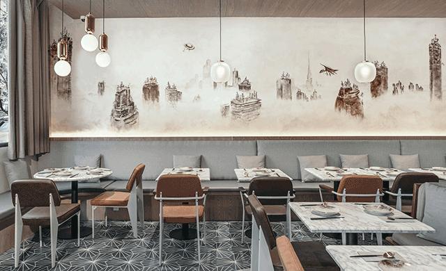 Atlas Kitchen New Practise Studio Interiors Restaurant New