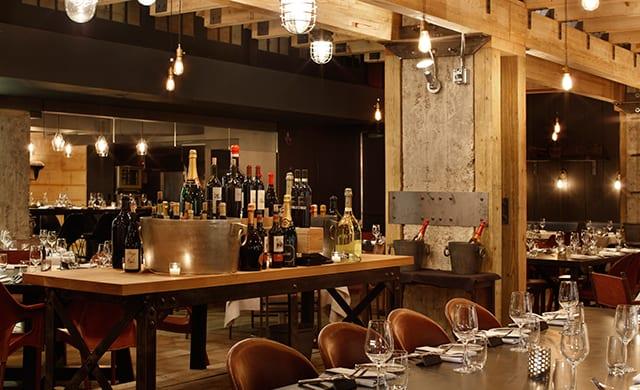 Mark Zeff Designs Black Barn Restaurant In New York