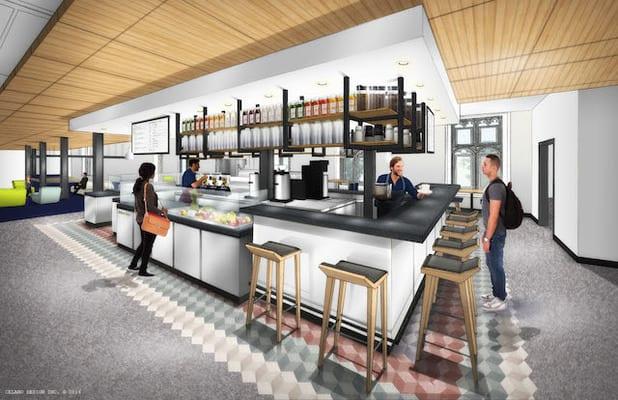 Celano Design Studio Launches New Dining Facility at Duke ...
