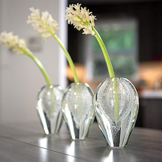 Bubble Bud Vase From Dynasty Gallery Hospitality Design