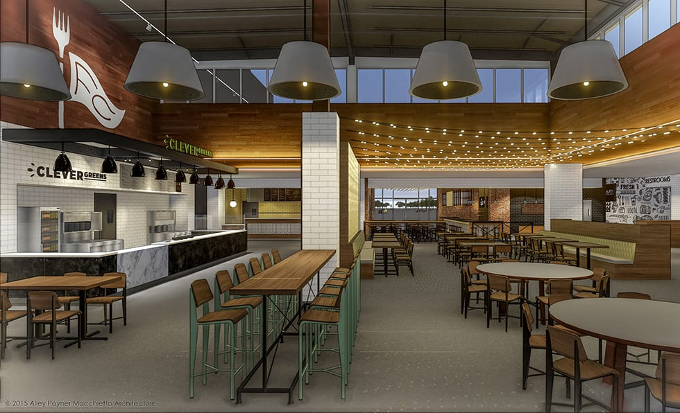 Fast Casual Dining Hospitality Design