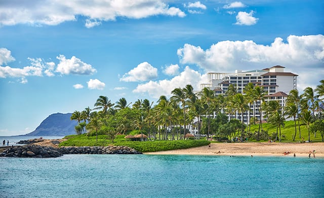 four seasons hotels and resorts is expanding its presence in the south pacific with the four seasons resort oahu at ko olinathe brands fifth hawaiian - Oahu Hotels And Resorts
