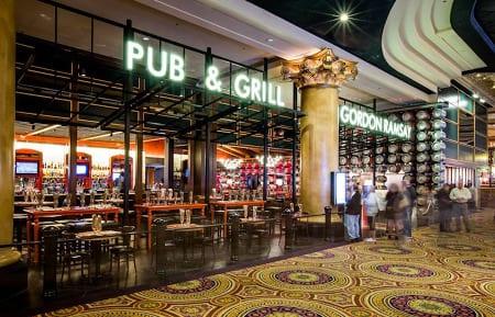 Gordon Ramsay Opens Two Restaurants on Las Vegas Strip