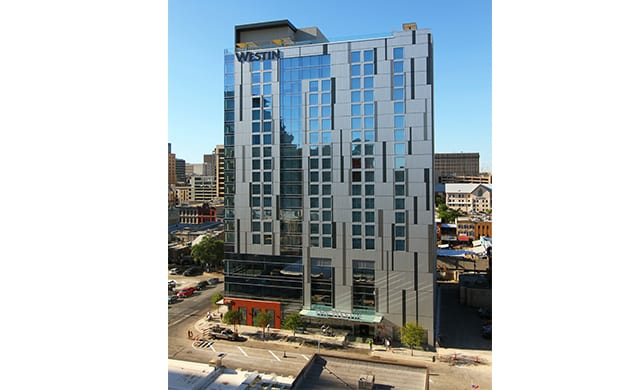 A Member Of Starwood Hotels Resorts Westin Has Launched The Austin Downtown Its Second Property In Texas Capital