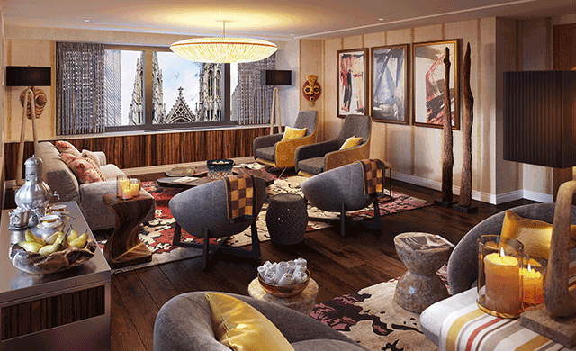 Lotte New York Palace Partners With Skincare Brand Ila Fascinating Two Bedroom Suites In Nyc Concept Design