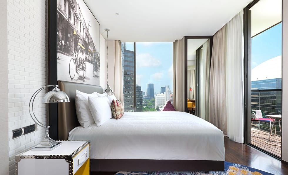 Hotel Indigo Bangkok Hospitality Design