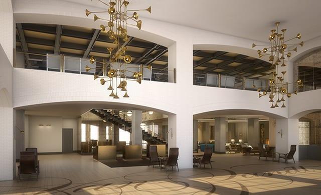 Kimpton debuts hotel van zandt in austin hospitality design for Kimpton hotel decor