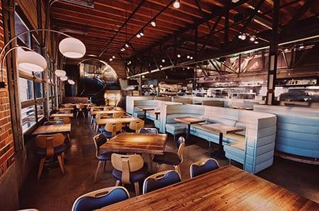 Root Down And Linger Restaurants Denver Hospitality Design