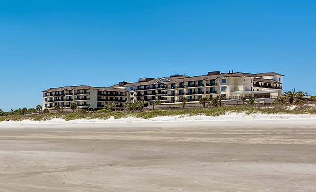 Starwood Hotels Resorts Worldwide Has Opened The Westin Jekyll Island One Of Six New Opening In North America This Year