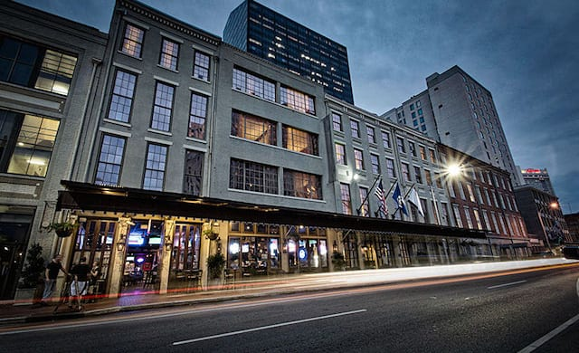 Old no 77 hotel chandlery to open in new orleans for Hotel design 77