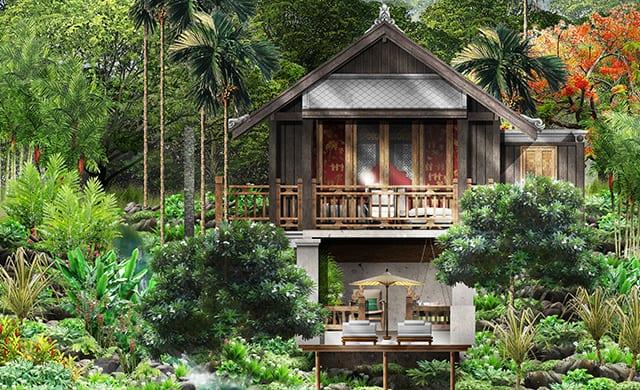 Bensley to design rosewood luang prabang in laos for Luxury hotels in laos