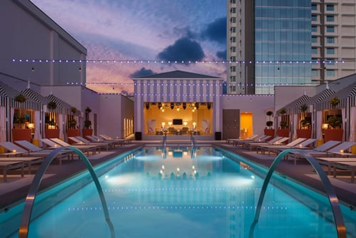 Sls Las Vegas To Add W Hotel Hospitality Design