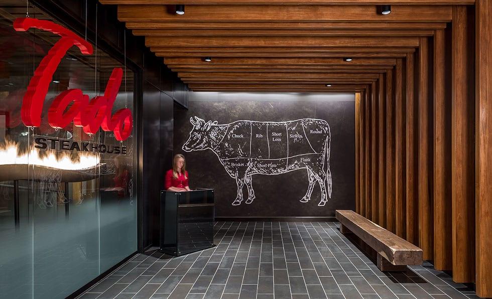 Photos Tado Steakhouse Hospitality Design