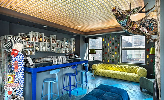 Virgin Hotels Chicago Unveils Rooftop Lounge