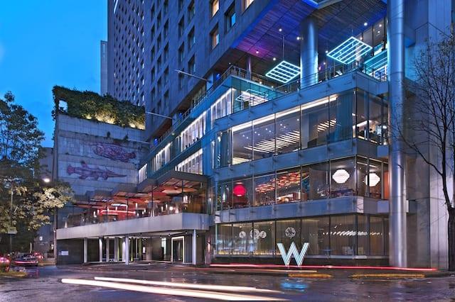 W Chicago Lakeshore Hospitality Design
