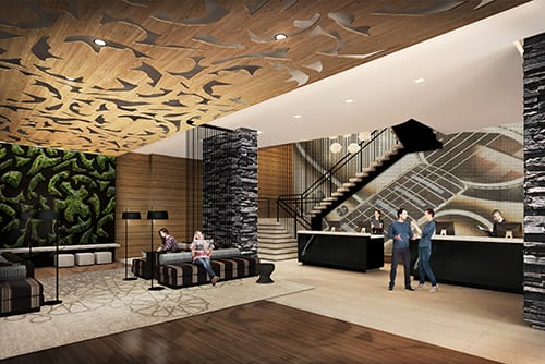 HKS and Simeone Deary Design Group Collaborate on the Westin Austin ...